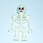 Lego Fantasy era warrior Skeleton minifigure 2007-2011